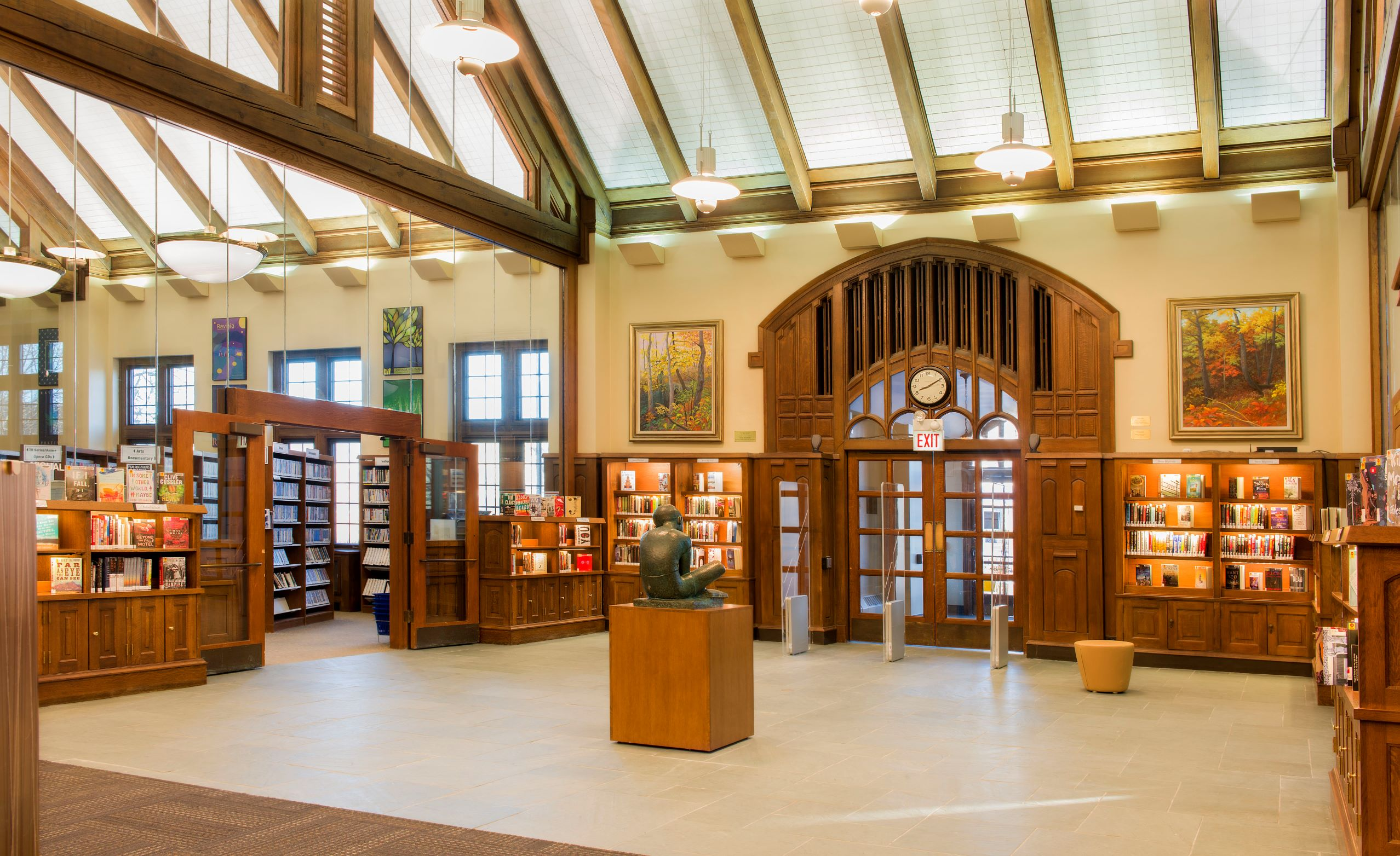 Highland Highland Park Library, Highland Park, IL