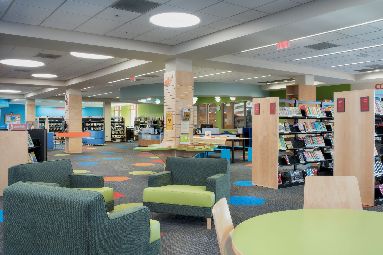Ela Ela Area Public Library, Lake Zurich, IL