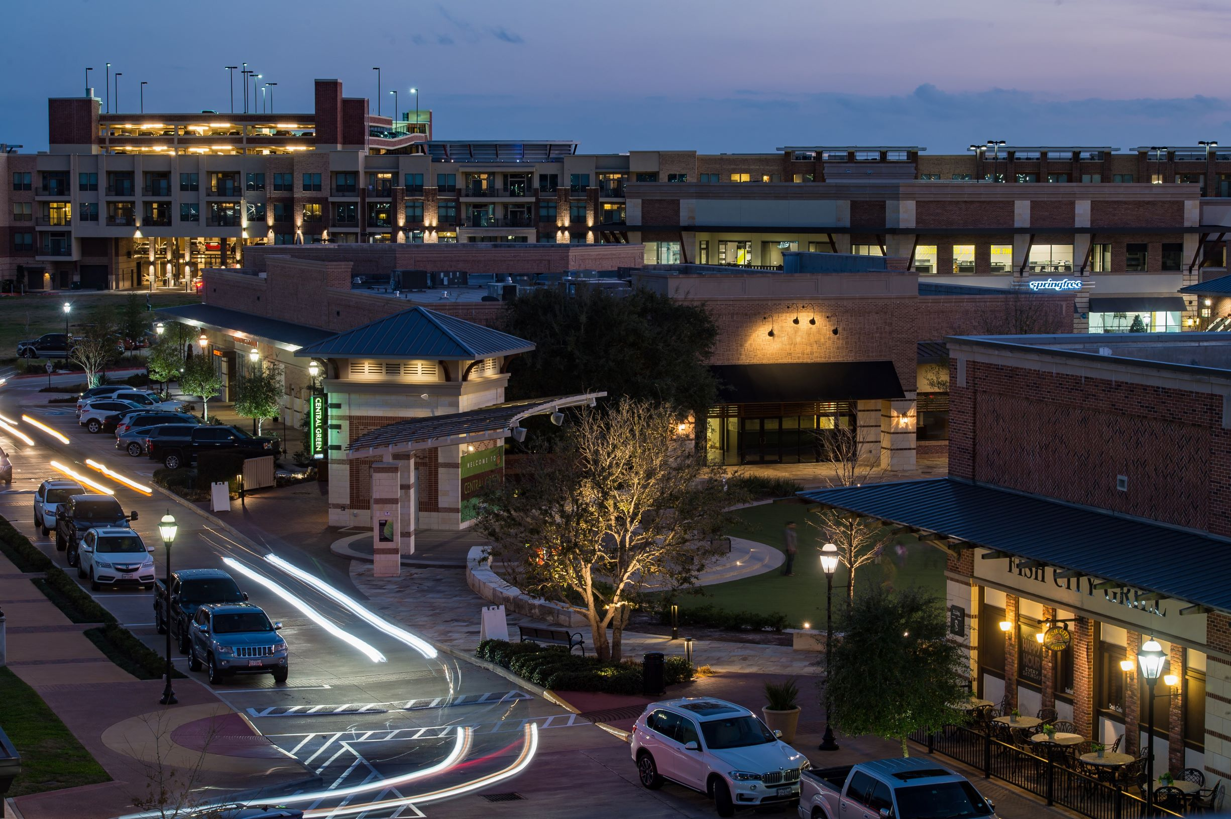 POAG POAG La Centerra Tenant Services, Katy, TX