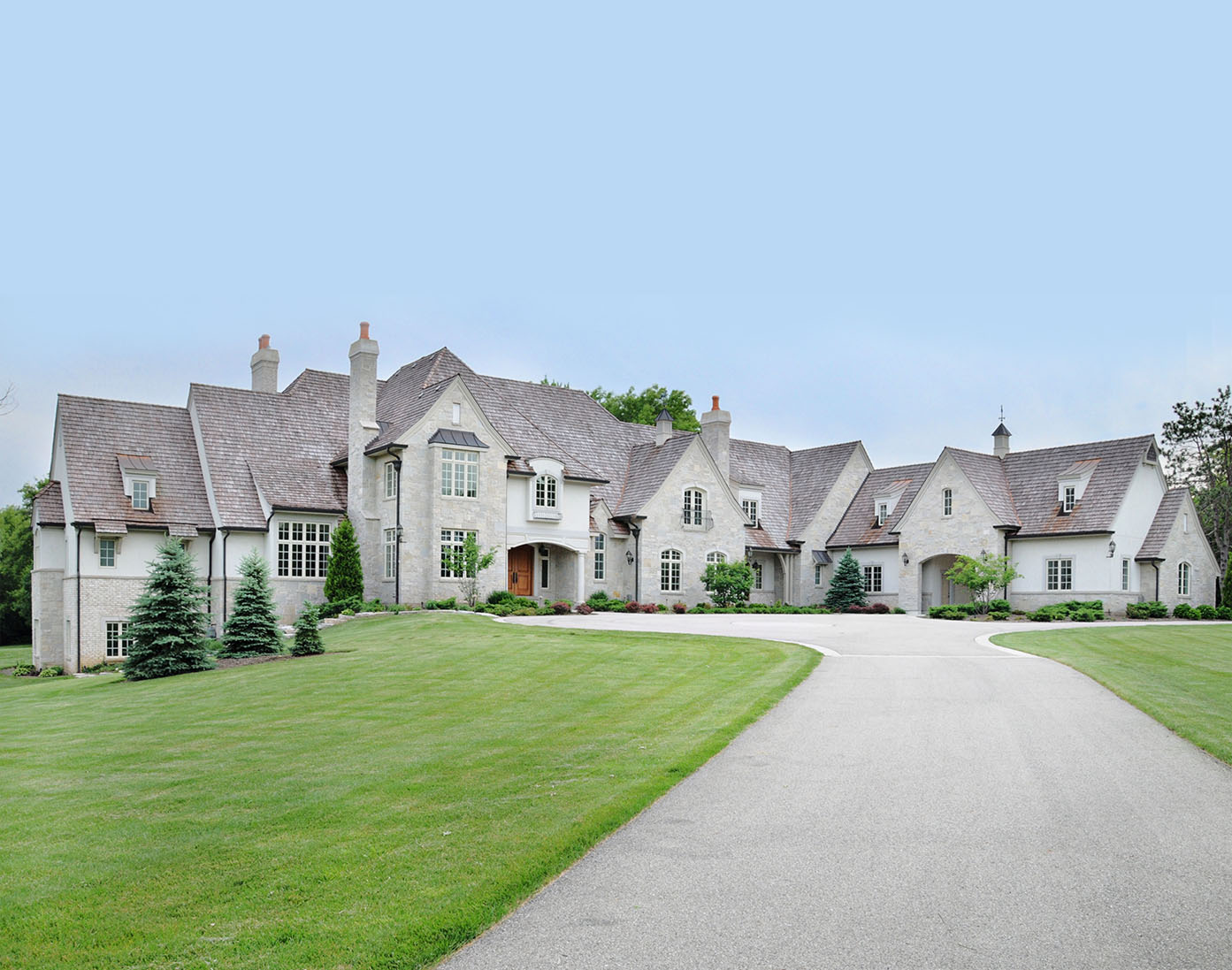 Custom Custom Residence, Barrington Hills, IL