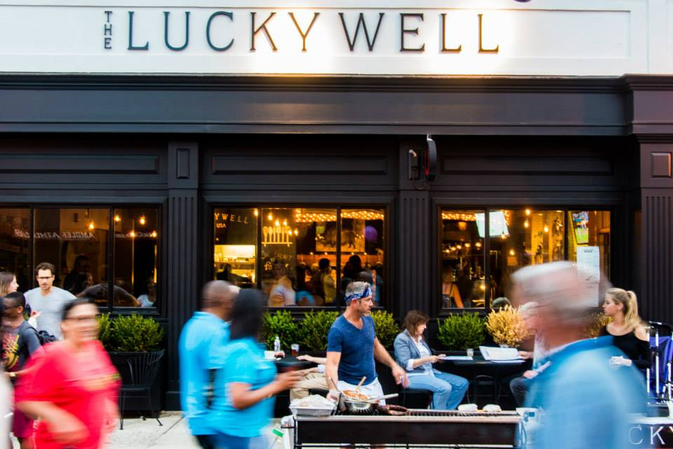 The The Lucky Well, Philadelphia, Pennsylvania